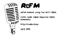 Widget Radio RCFM Untuk Blogger/Blogspot
