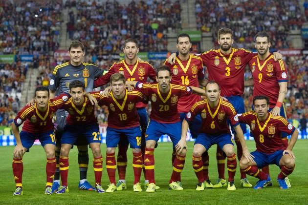 Berita Bola Terkini - Peringkat FIFA Spanyol Mengalami Penurunan