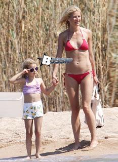 holiday in komodo island, komodo dragon, Gwyneth Paltrow in komodo island