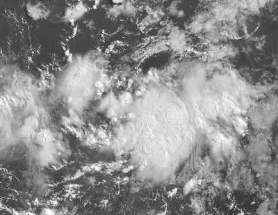 Erstes intensives Tiefdruckgebiet 2011 im Nordostpazifik (potentieller Sturm ADRIAN), Adrian, 2011, Hurrikansaison 2011, Pazifik, Mexiko, Acapulco, aktuell,