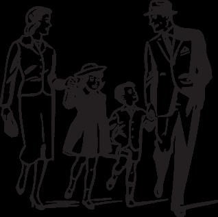 Cara Anak Bahagiakan Orang Tua