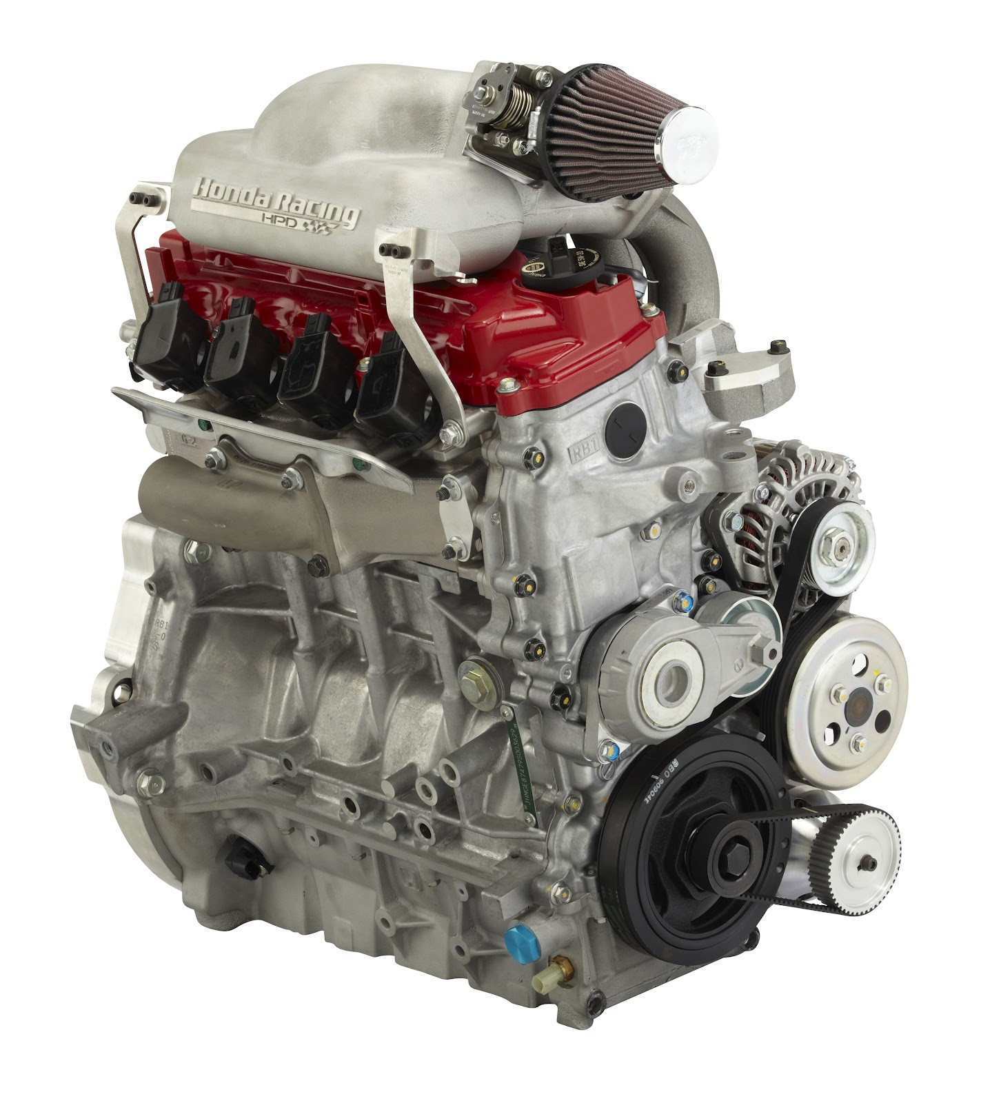 Honda Car Engines: Formula F Active North & South, East & West