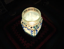 DIY Jar Lantern for Cozy Winter