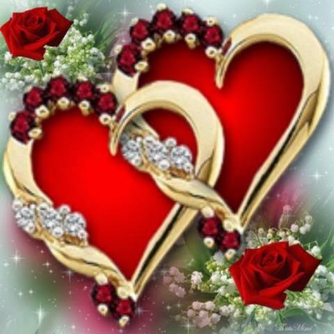 Yüreğim, sevdalım, Canım eşim....