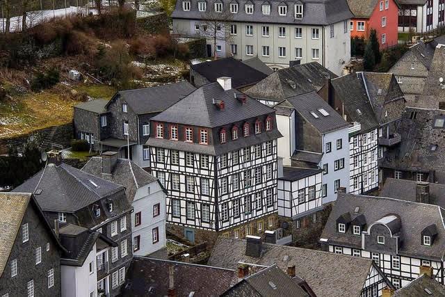 Monschau Germany Alemanha
