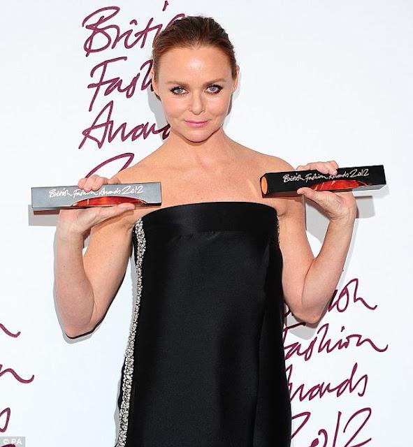 British Fashion Awards: Stella, daughter of legendary singer Sir Paul McCartney named Designer of the Year