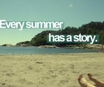 every summer, has a story