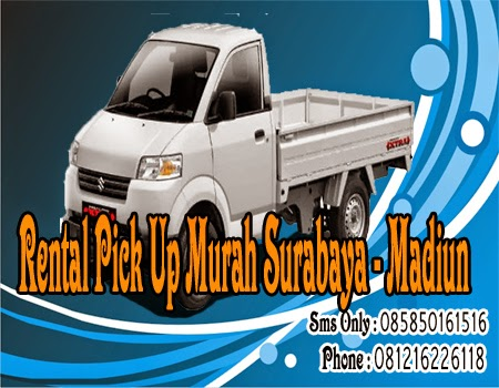 Rental Pick Up Murah Surabaya - Madiun