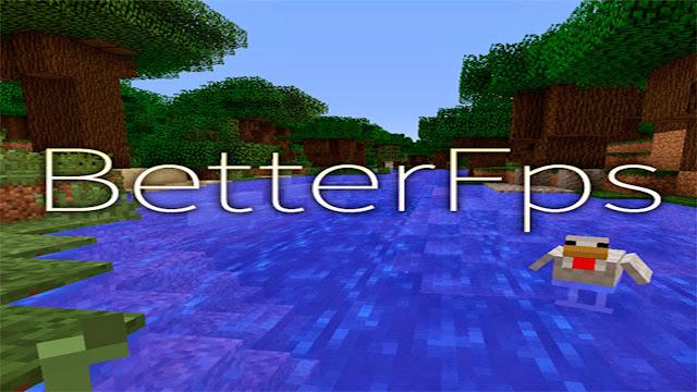 BetterFps Mod 1.8.8