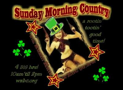 WZBC's Sunday Morning Country
