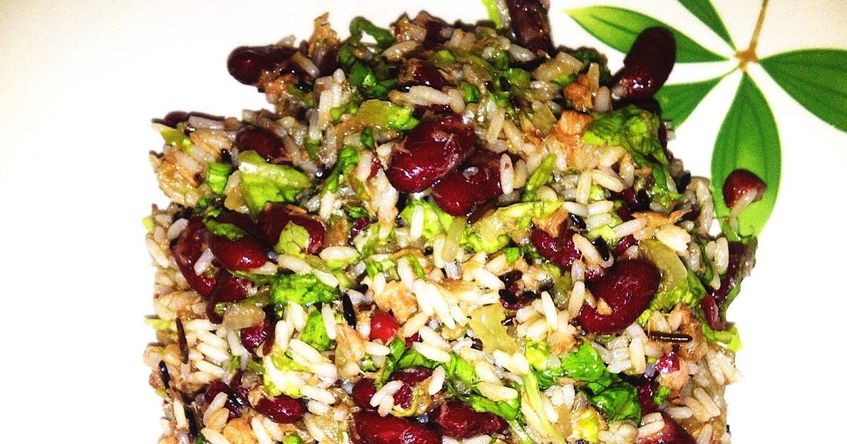 Cocina en 30 minutos ensalada de arroz salvaje y alubias for Cocinar en 30 minutos