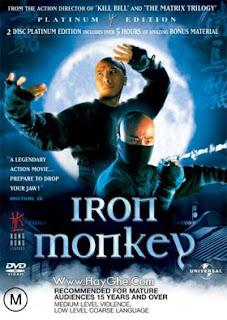Con Khỉ Sắt 2 – Iron Monkey 2013 - Iron Monkey 2013
