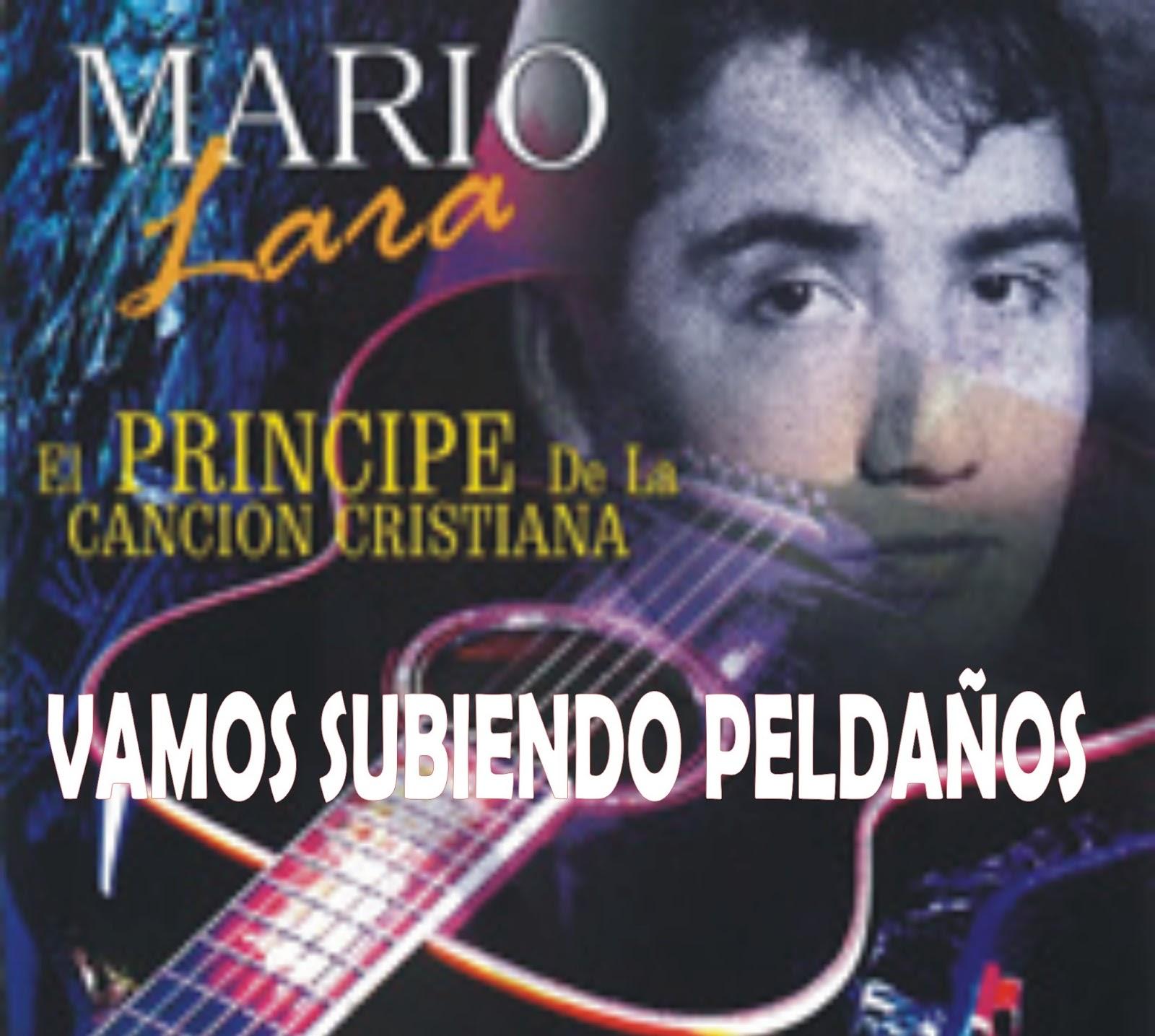 Mario Lara-Vamos Subiendo Peldaños-