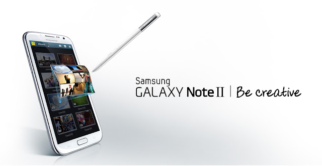 Galaxy Note 2 - Awesome Android Phone