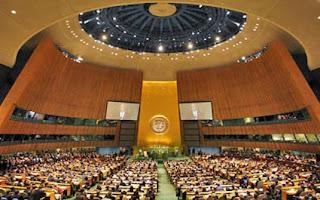 Bissau: Governo e Presidente de transição representam país nas Nações Unidas - MNE