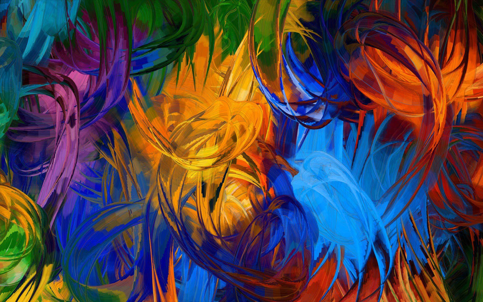 Wall Art Hd Pic : Wallpapers abstract paintings