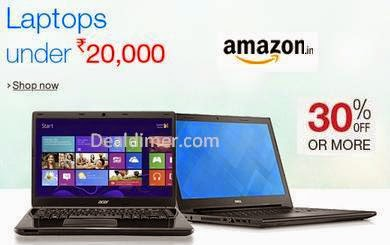Laptops Under Rs. 20,000 Amazon