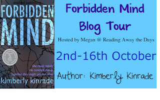 {Book Review} Forbidden Mind by Kimberly Kinrade