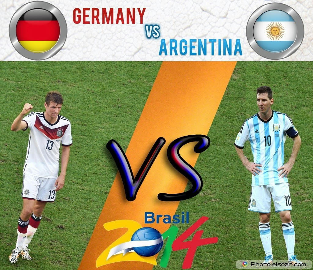FIFA World Cup 2014 Final Live Stream Free Online