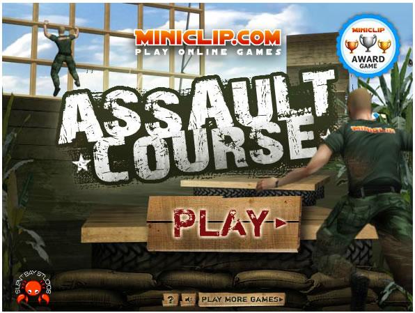 Game : Assault Course