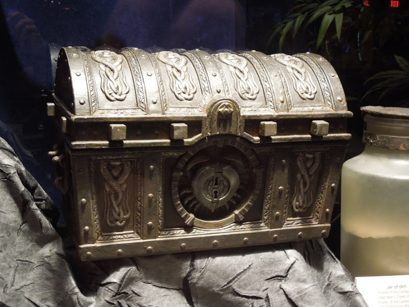 Pirates Caribbean Dead Man's Chest prop