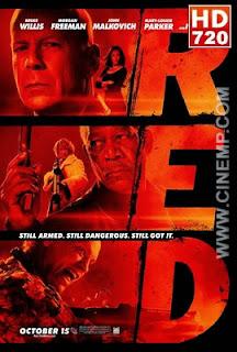 RED: Retirados Extremadamente Duros (2010) HD, DVD