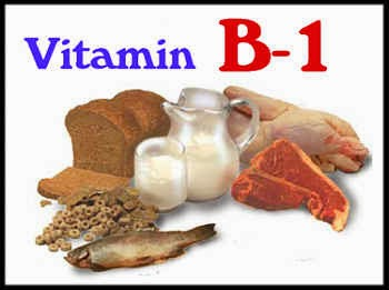 Health Benefits Of Vitamin B1 ( Thiamine )
