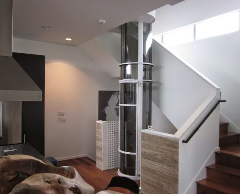 instalar un elevador residencial