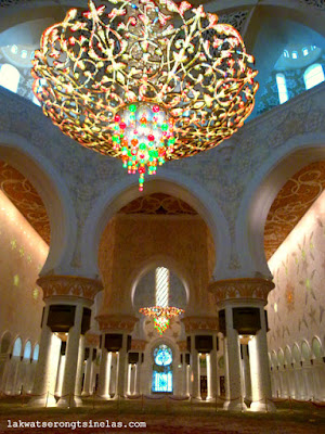 ABU DHABI, UAE | SHEIKH ZAYED GRAND MOSQUE