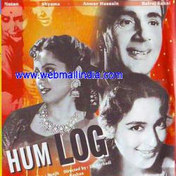 Hum Log 1951 Hindi Movie Watch Online