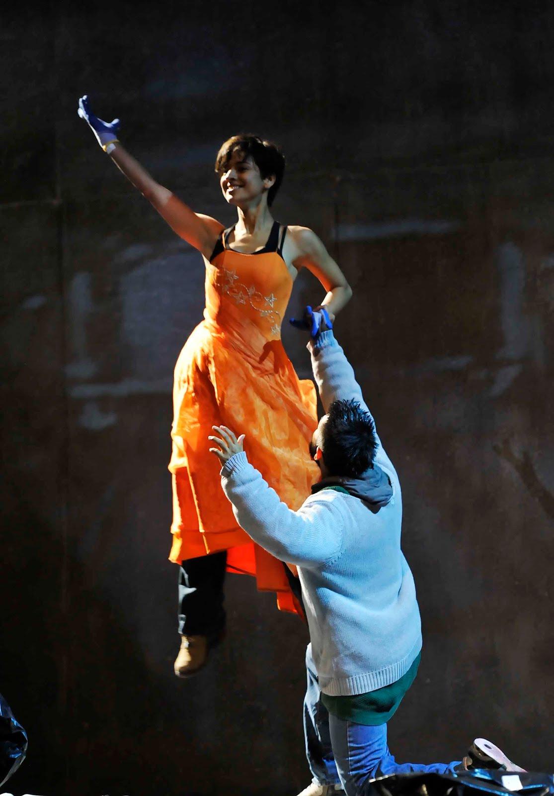 Baños Roma Teatro Linea De Sombra:Rancho Las Voces: 09/01/2012 – 10/01/2012