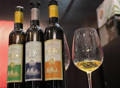 Jorge Ordoñez & CO. Nº 1 Especial Selection, Nº 2 Vitoria y Nº 3 Vieja Viñas. Blog Esteban Capdevila