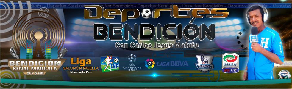 Programa de Deportes en Radion Bendión 107.5 fm