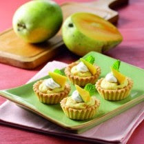 pai mangga almond