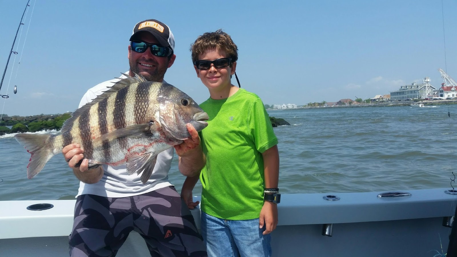 June 14 2015 daily reports news ocean city fishing center for Ocean city fishing center