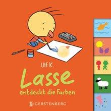 Lasse entdeckt die Farben; 2012