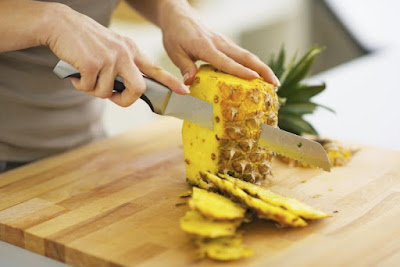 How to Lose Weight Eating Pineapple