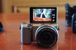 Spesifikasi dan Harga Sony NEX-5T 16,1MP dengan Fitur NFC serta WiFi