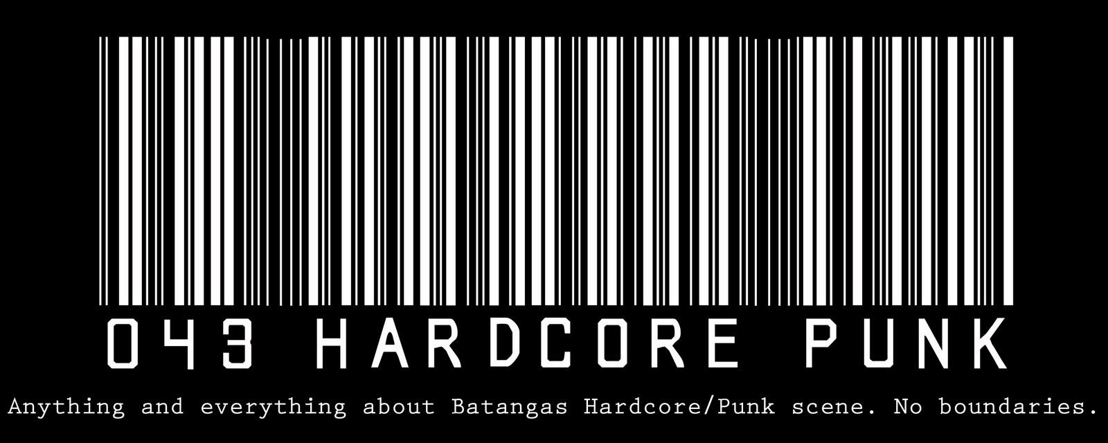 BATANGAS HARDCORE/PUNK