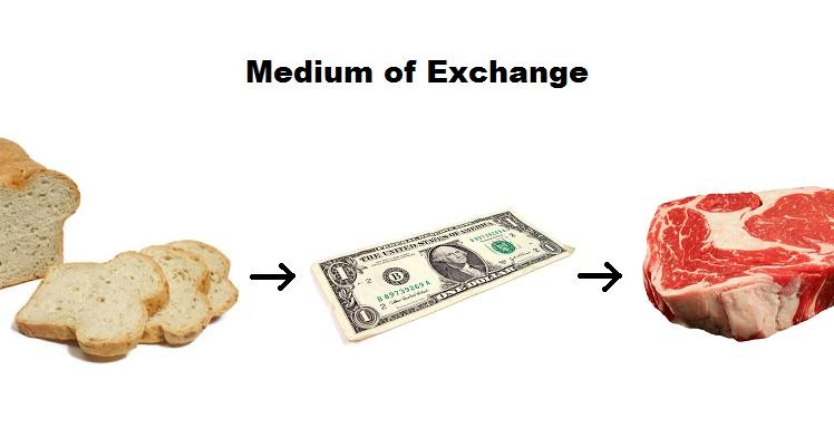 medium of exchange Bitcoin does best as a medium of exchange, thanks to its clever technical design (see article)users can quickly move holdings around anywhere in the world.