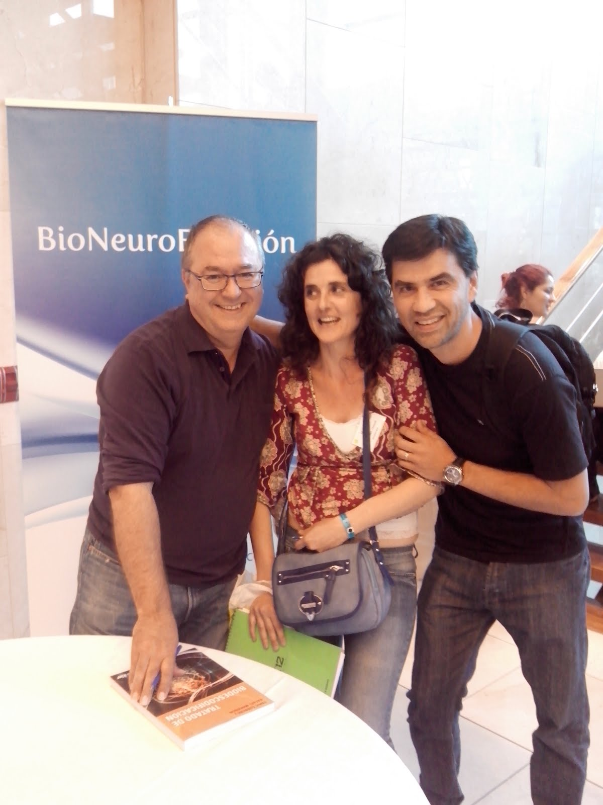 Con Enric Corbera