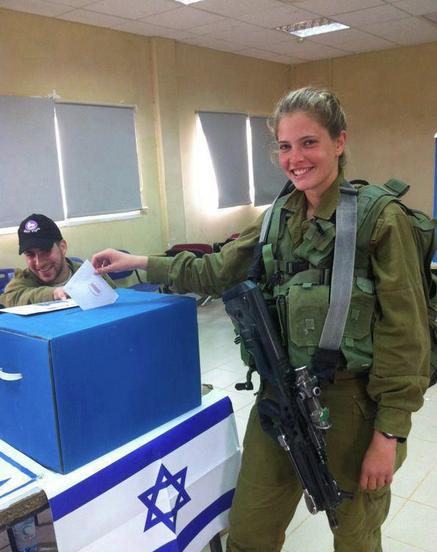 Soldados dão ao Likud mais uma cadeira no novo parlamento de Israel