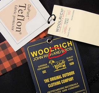 Woolrich Originale Prezzo