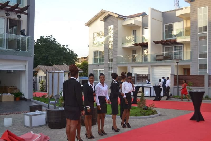 Ghana Rising Ghanas Premier Luxury Real Estate Company Devtraco - Ghana luxury homes