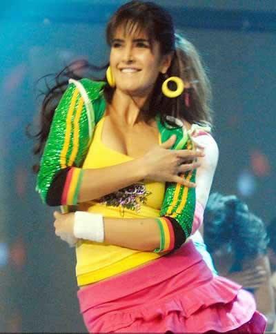 Katrina Kaif Filmfare Awards Pics
