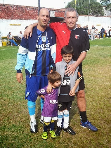 Raul y Fabian