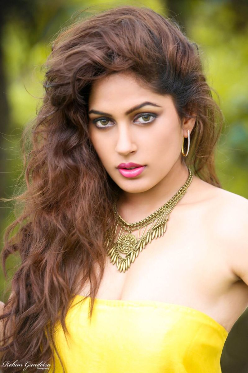 Actress Ekta Rana Latest Photoshoot Stills