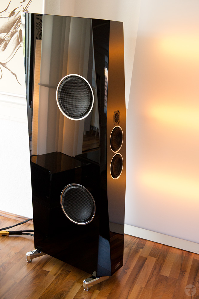 High End Audio : Wizard high end audio tidal agoria pictures