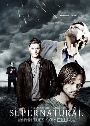 Série Supernatural - 9ª Temporada 2013 Torrent