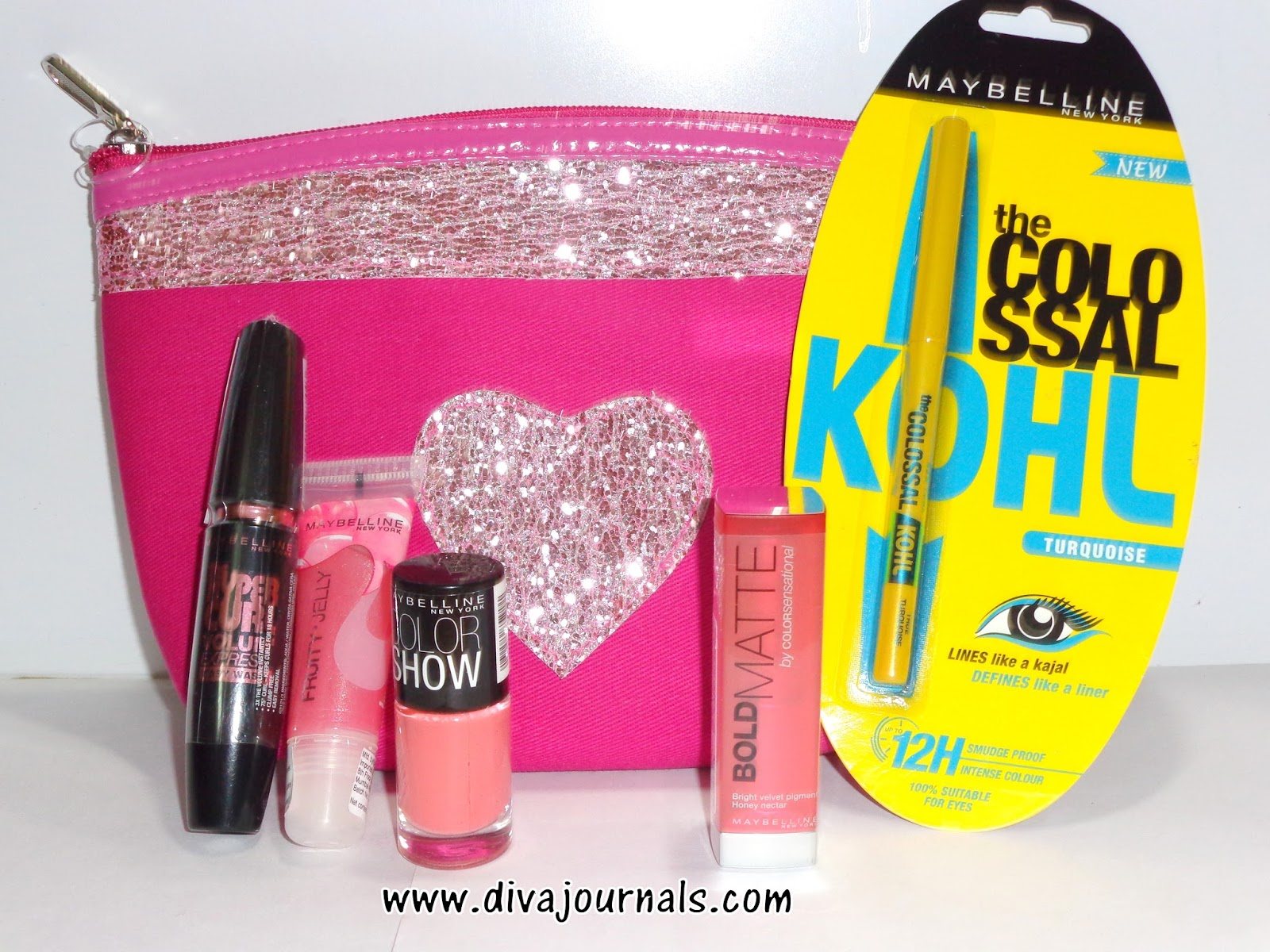 Maybelline Instaglam Valentine's Gift Kit Review